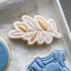 Baby Shower Cookies (Box of 6)