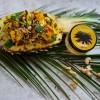 Turmeric Spiced Pineapple Rice