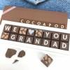 Personalised I LOVE YOU GRANDAD Box of Chocolates (classic)