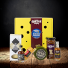 """""""Dad is the Best"""" Cheese Gift Box"""