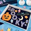 SPOOKY COOKIE LETTERBOX COOKIES