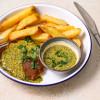 chimichurri smoky flavour vegan plant based steak