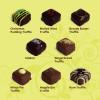 Christmas Collection of 24 Handmade Chocolates