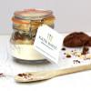 Belgian Double Chocolate Chip Cookie Mix Jar