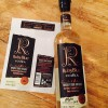 Limted Edition RubyBlue Whiskey Cask Finished Premium Vodka