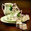 After dinner mint chocolate marshmallows