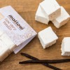 Handmade vanilla marshmallows