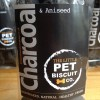 Handmade Charcoal & Aniseed Dog Biscuits