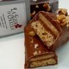 3 Dark Chocolate Walnut Shortbread Bars