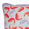 Prawn Cushion Close Up
