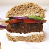 Aromatico vegan meat burger