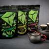 Tg Organic Green Tea Pouches - Mixed Pack (3 x 15 tea bags)