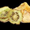 Air Dried Pineapple & Kiwi Crisps
