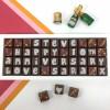 Personalised Anniversary Chocolates