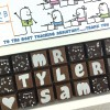 Personalised Thank You Chocolates for Teachers