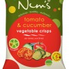 Air Dried Tomato & Cucumber Crisps