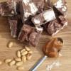 Salted Caramel & Peanut Rocky Road