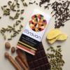 Raw and Vegan Chai Chocolate