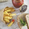 Truffle Ketchup & Chips