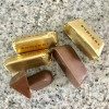 Bella Box Gold gianduiotti hazelut praline
