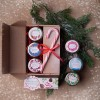 Christmas Gourmet Jam And Marmalade Taster Box