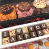 Personalised I LOVE YOU Chocolate Gift Box