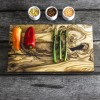 Olive Wood Cheese/Chopping Board 34cm