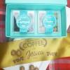 Personalised 'No One Loves Coffee Like..' Gluten Free Chocolate Coffee Box