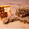 Chewy Seed and Apricot Squares