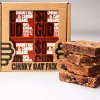 Chunky Oat and Carob Squares (pack of 4)