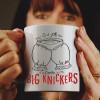 Knickers mug