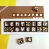 chocolates cocoapod