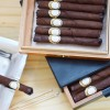 Chocolate Coated Tuile Cigars Luxury Chocolate Box (No fillings)