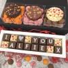 Personalised I LOVE YOU Chocolate Gift Box