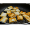 Paneer in the frying pan