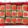 Indulgent Christmas Brownie Gift Box