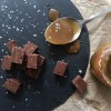 Salted Caramel Milk Chocolate Fudge