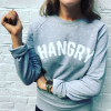 Hangry girl, model wears size small