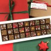 Christmas Mosaic Chocolates in Milk Chocolate