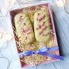 Valentine Strawberry & Prosecco Popsicles