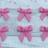 Edible Bow Cupcake Toppers