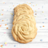 Moulded Rose Cookies