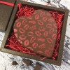 Large Chocolate Heart in Milk Chocolate with Kiss Design