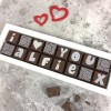 Personalised I LOVE YOU Box of Chocolates quirky