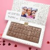personalised chocolate for mothers day