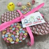 Gift Box Of Easter Rabbit Chocolates