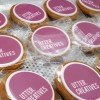 Gingernut Biscuits With Logo