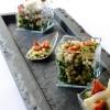 Slate Effect Rectangular Serving Platter