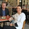 Marina and Richard Alibert, founders of aix&terra