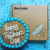 Happy Fathers Day Giant Chocolate Chip Cookie